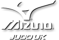 Mizuno Judo UK, proudly working with the British Judo Council